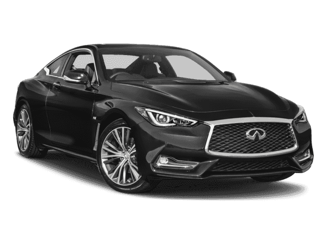 New 2018 INFINITI Q60 3.0t LUXE AWD With Navigation & AWD